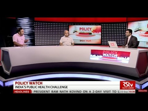 Policy Watch Episode - 287| What ails India's public health system?