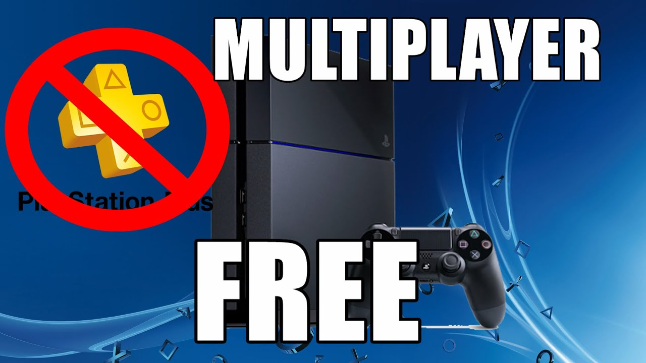 How To Play Multiplayer On PS4 For FREE (NO PS PLUS NEEDED)