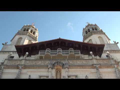 W.R.HEARST, Patricia, State Park & Castle (atw ch2/part3)