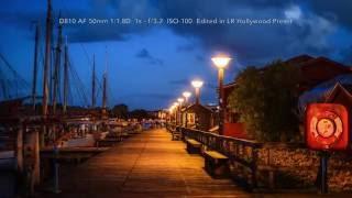 Nikon D810 Long Exposure - Pictures samples