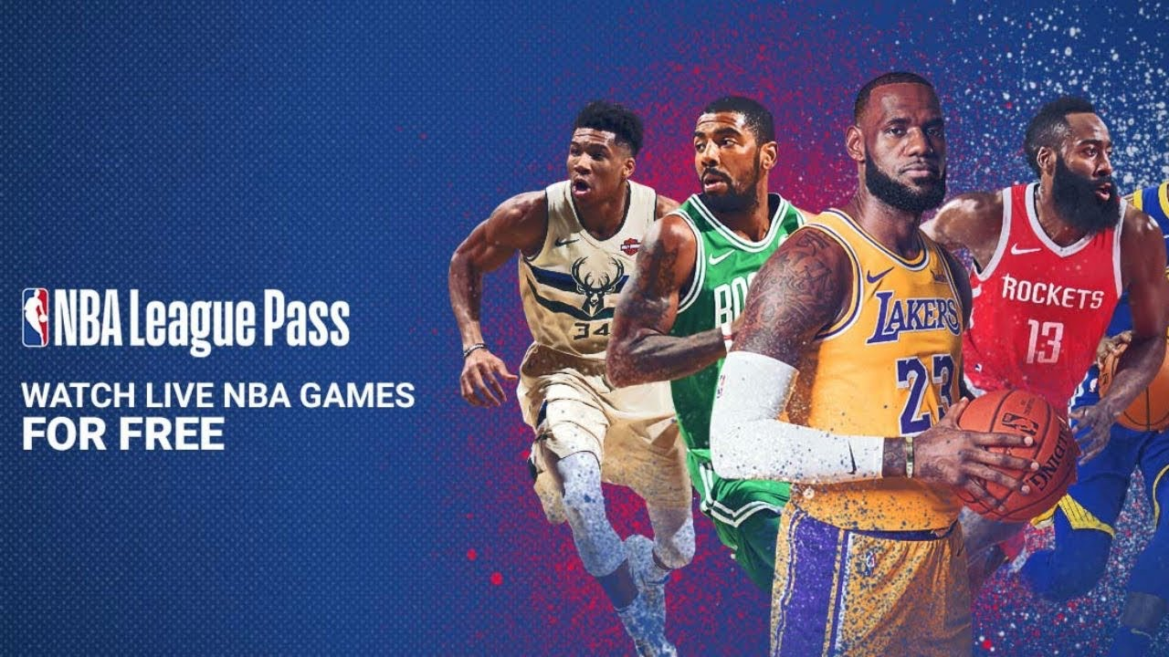 During the NBA Hiatus, watch a free preview of NBA League Pass
