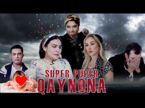 SUPER PUPER QAYNONA 12-QISM. ( СУПЕР ПУПЕР КАЙНОНА)