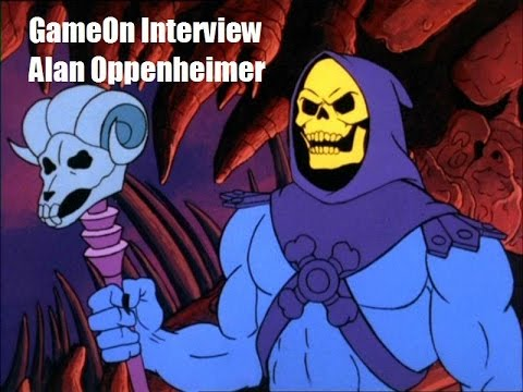GameOn Interview - Alan Oppenheimer, The Voice of Skeletor