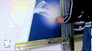Gladium: corte de vidro