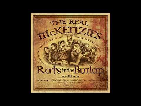 The Real McKenzies - Rats in the Burlap (2015) celtic punk | folk punk | punk rock | scottish