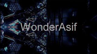 Glitch Intro #2 | Free Vegas Pro Template | WonderAsif