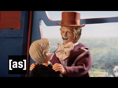 The REAL Ending of Willy Wonka & The Chocolate Factory | Robot Chicken | Adult Swim