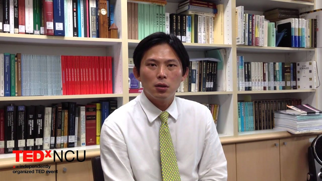 【TEDxNCU】 黃國昌老師的一段話 - YouTube