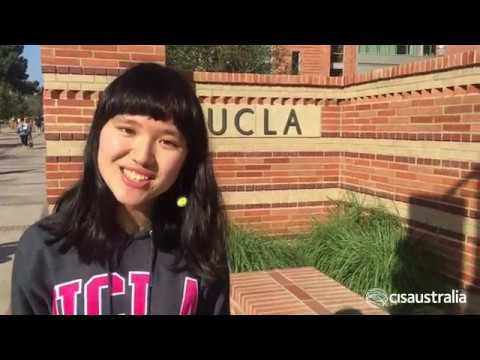 January in Los Angeles, California | Summer Study Abroad in USA