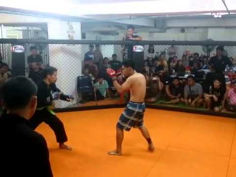 MMA War In The Cage 4 Silat Vs Muaythai