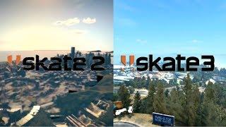 SKATE 2 is better than SKATE 3