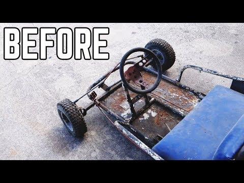 Streaker Kart Restoration: