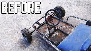 Streaker Kart Restoration: Ike