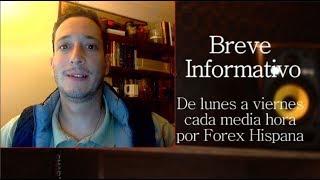 Breve Informativo - Noticias Forex del 24 de Enero 2018