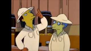 The Simpsons - To The Beemobile