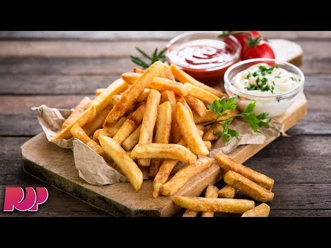 Eating French Fries MAY KILL YOU