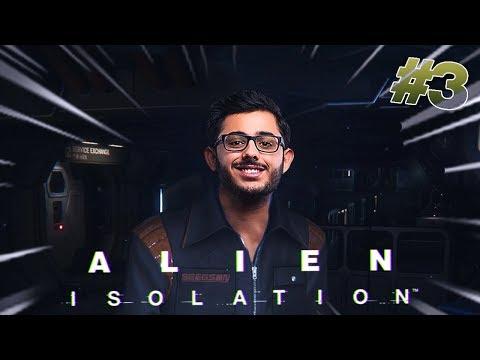 IT HAS IT'S OWN MIND |  ALIEN ISOLATION #3