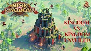 Kingdom vs Kingdom UNVEILED Future UPDATE SNEAK PEEK Rise of Kingdoms