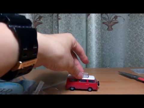 Greenlight Review Volkswagen Bus Type 2 Field of Dreams