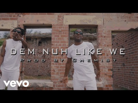 NOAH POWA, ZJ LIQUID, CJTHECHEMIST - DEM NUH LIKE WE (OFFICIAL VIDEO)