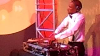 DJ Oats Ngoma yorira Live vocal dub mix BTV Flava dome 25 04 14