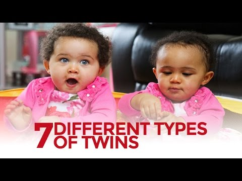 7 Different Types of Twins