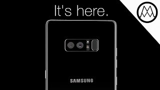 Galaxy Note 8 - NEW EXCLUSIVE RENDERS!