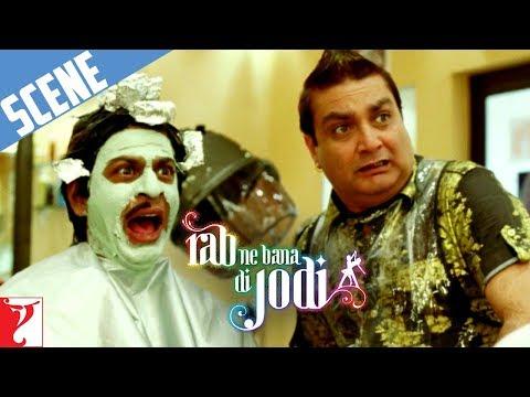Scene: Rab Ne Bana Di Jodi | Suri's Unexpected MakeOver In Taani's Love | Shah Rukh Khan