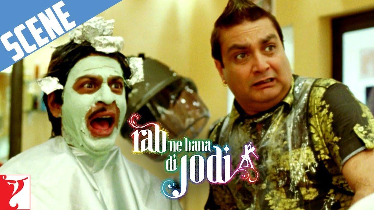 scene: rab ne bana di jodi | suri's unexpected makeover in taani's