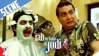 Scene: Suri's Unexpected MakeOver In Taani's Love | Rab Ne Bana Di Jodi |  Shah Rukh Khan