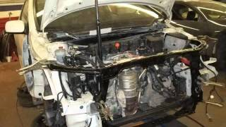 Honda Front End Repair by Havertown PA Auto Body Shop