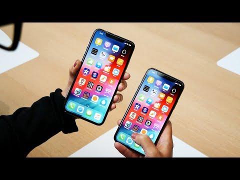 Первый обзор iPhone XS Max