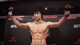 Be Bruce Lee - EA SPORTS UFC Gameplay Series