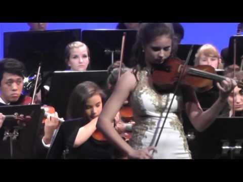 Douglas Anderson School of the Arts Concerto Concert 12 15 2015 mp3