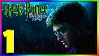 Harry Potter and the Half-Blood Prince PC - 100% Walkthrough | Part 1