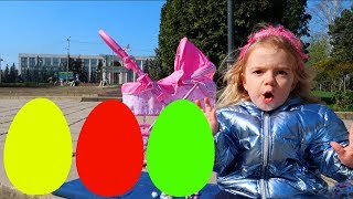 CE au GASIT Anabella si BEBELUSUL? Video for Kids |  Anabella Show