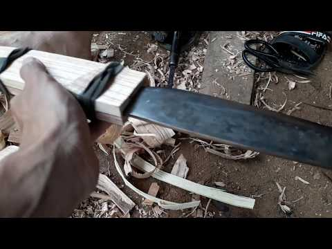 VỎ DAO MÈO tập 1 | Ưu nhược điểm của vỏ dao gỗ soan |