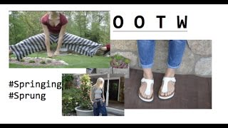 May OOTW: Spring Outfits