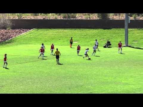 LA ROCA FC PREMIER SP vs STRIKERS FC ECNL GU15 Cosmopolitan