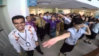 Flash Mob - IPG KPP JAN 2012