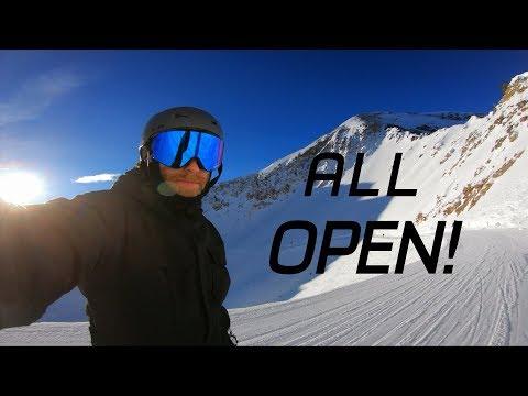 Snowbird is 100% OPEN !!