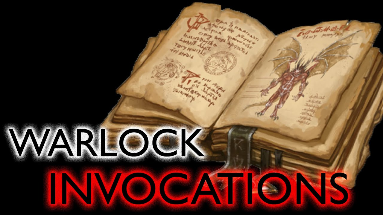 Davvy's D&D 5e Invocation Guide