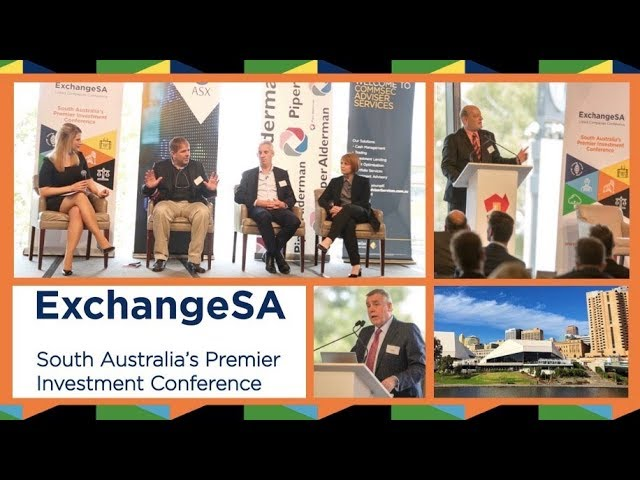 South Australia's ASX-Listed Companies | Adelaide Oval Event 2018