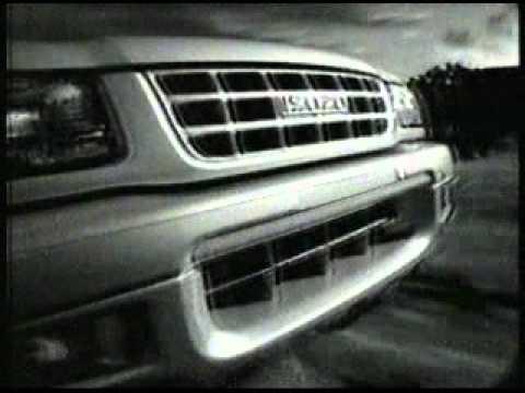 1998 Isuzu Rodeo Commercial