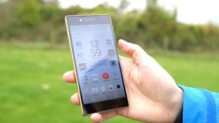 The quick-shooting, waterproof Sony Xperia Z5