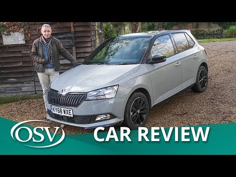 Skoda Fabia 2019 does it hold it's own in the competitive sector?