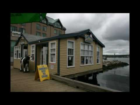 Halifax Harbour Boardwalk July 2009