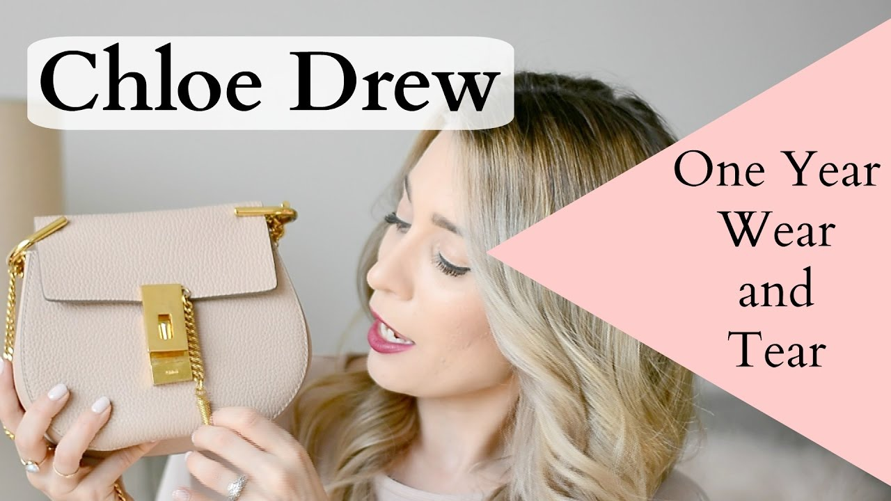 c53423044e6 CHLOE DREW - What s In My Bag + One Year Review - YouTube