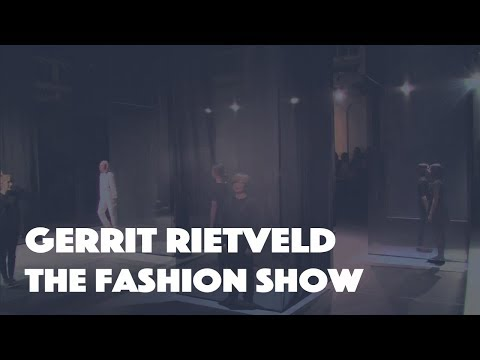 Gerrit Rietveld Academy FashionShow 2013 - Livestream by Eventproducent