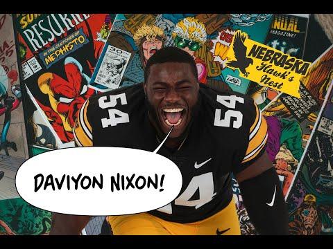 Daviyon Nixon sacks